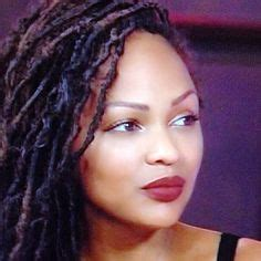 meagan good for goddess faux locs caign bellanaija january2016 1000 images about box braids r kinda awesome on pinterest