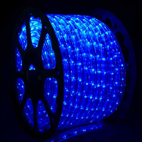 120 Volt Led Lights Blue Led Rope Light 120 Volt Yard Envy