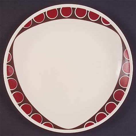 tribal pattern dinnerware corelle kitu sandstone choose lunch or dinner plate
