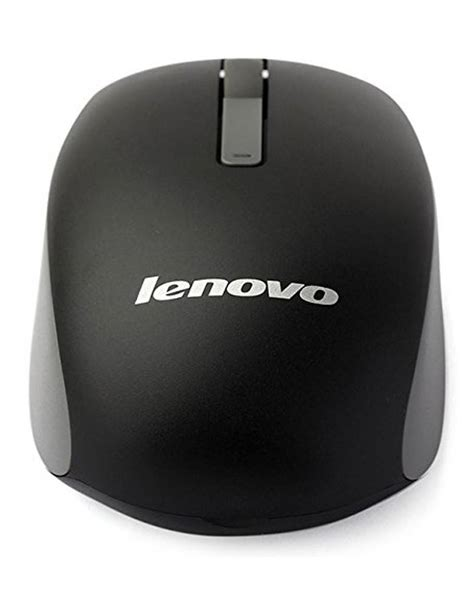 Mouse Wireless Lenovo N100 Black T1910 buy lenovo n100 wireless mouse in india at best