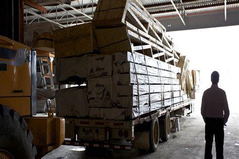 Trucker Carlcox 01 Bighel Shop 1 build your timber block home anywhere timber block