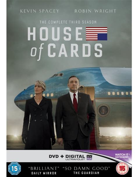 house of cards summary house of cards the complete third season blu ray review by dave lancaster cinemas