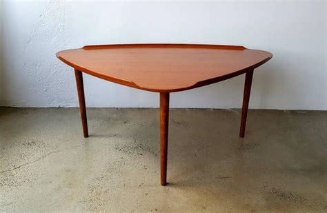 Table L History by Guitar Table By Poul Denmark 1950s For Sale