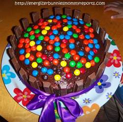 how to make a birthday cake fomanda gasa