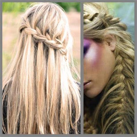 hair braiding styles long hair hang back tutti i tipi di trecce x capelli