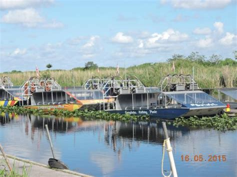 everglades airboat tours broward county flood control pumping stations picture of everglades
