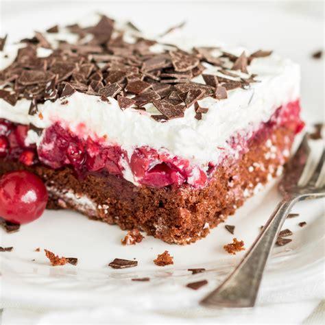 schwarzwälder kirsch kuchen rezept kirschkuchen mit pudding rezepte suchen