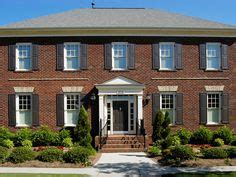 federal architecture hgtv federal style home with enclosed portico front porch
