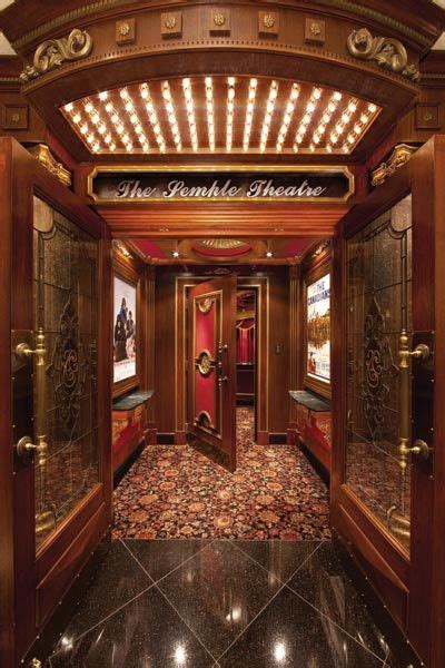 theo kalomirakis talks home theater design lighting and incredible home theater entrance far away places