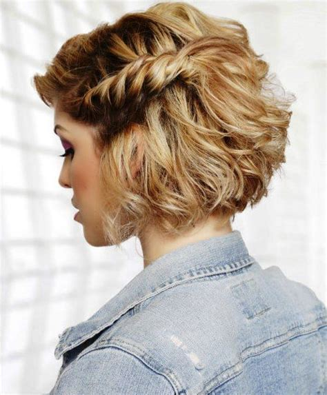 the lucky one length haircut for thick hair for wavy curly and