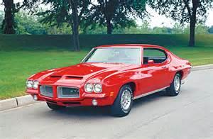 Pontiac Gto Pontiac Gto The Great One Turns 50 Rod Network