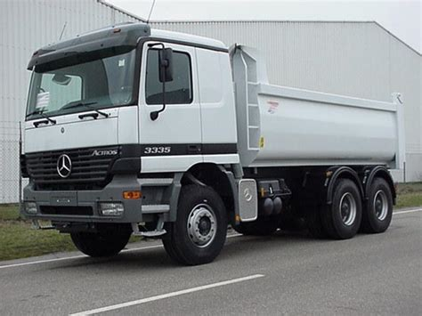 mercedes truck white mercedes actros 3335 white truck picture mercedes