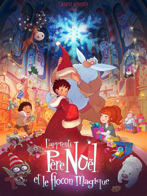 film disney de noel l apprenti p 232 re no 235 l et le flocon magique film 2013