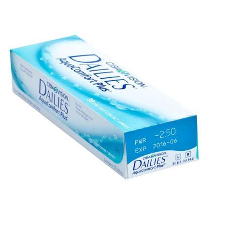 aqua comfort dailies focus dailies aqua comfort plus 30 pack contacts cow