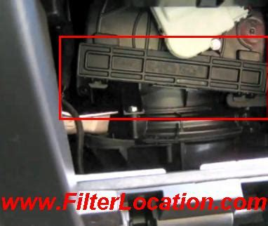 2004 Ford Explorer Cabin Filter ford explorer cabin air filter location filterlocation