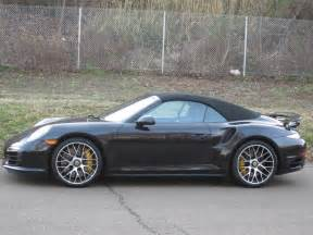 Porsche 911 Turbo S 2015 Dealer Inventory 2015 Porsche 911 Turbo S Cab Rennlist