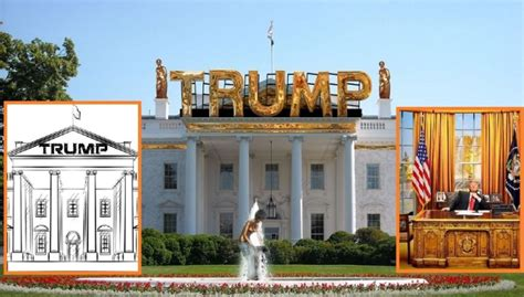 trump white house redecorating did trump redecorate the white house trump white house