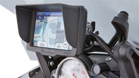 Navi Diebstahlsicherung Motorrad by Navisicherung Von Wunderlich Tourenfahrer