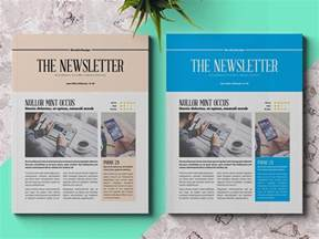 indesign templates newsletter free business newsletter template adobe indesign templates