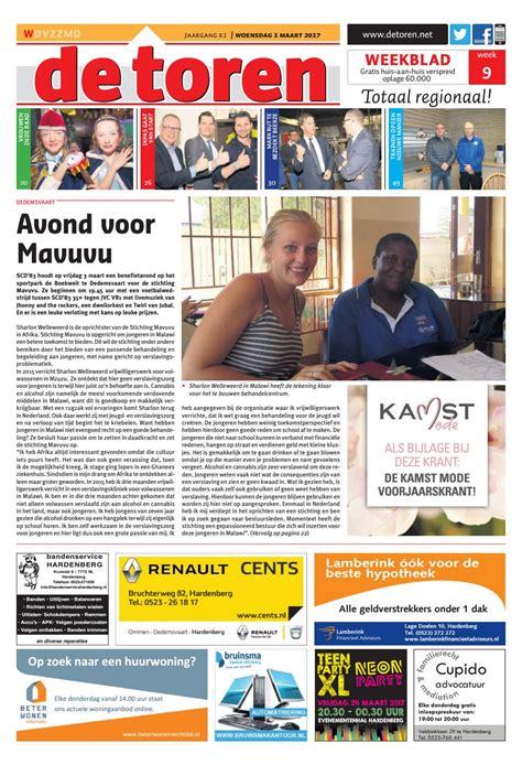 De Toren Week 49 2015 By Weekblad De Toren Issuu by De Toren Week 09 2017 By Weekblad De Toren Issuu