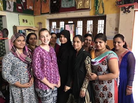 women empowerment program volunteer india  overseas