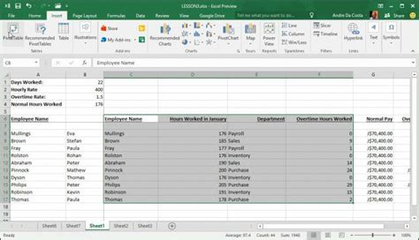 how to learn pivot table in excel 2013 create pivot table from multiple worksheets excel 2016