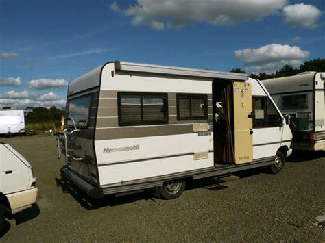 Hymer 500 occasion de 1988   Renault   Camping car en vente Guilberville (Manche   50)