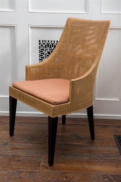 Rattan Dining Room Chairs Sale by Rattan Dining Chairs For Sale At 1stdibs