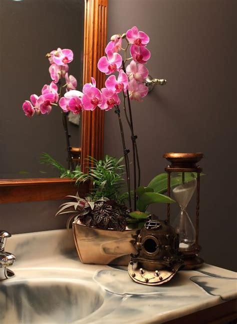 flowers for bathroom best plants that suit your bathroom fresh decor ideas