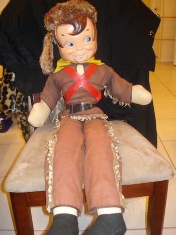 3ft china doll davy crockett 3ft doll collectors weekly