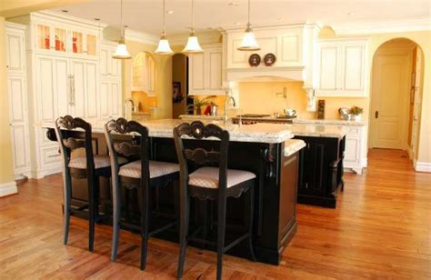 double kitchen islands double kitchen island designs practical design solutions
