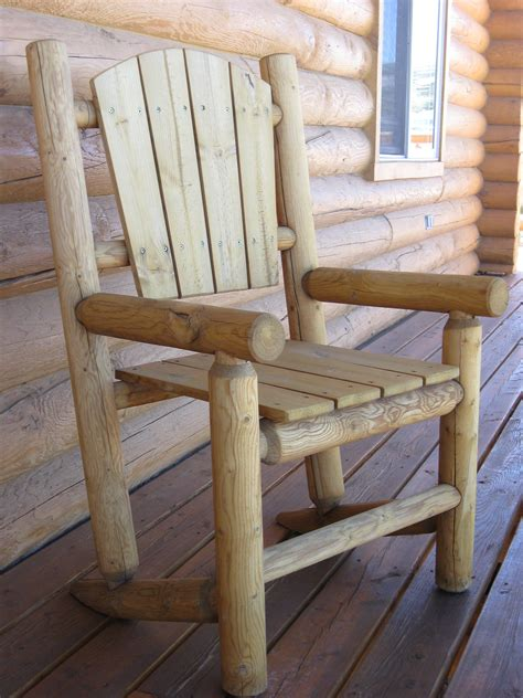 Log Patio Furniture by Custom Log Homes Pictures Pine Hollow Log Homes