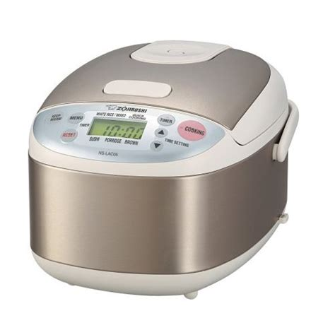 Rice Cooker Fuzzy Logic zojirushi lac05 rice cooker at www lovethatkimchi