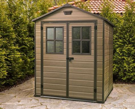 Keter Garden Shed by Keter Scala 6x8 Shed 1 8mx2 2m 1 269 00 Landera