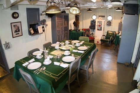Fletcher Table Wardroom