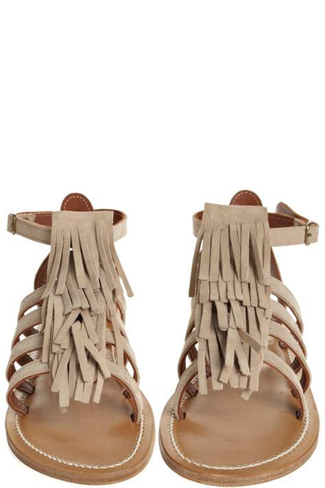 fringe sandals fringe sandals shoes