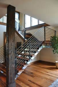 modern stair railings for the home ideas