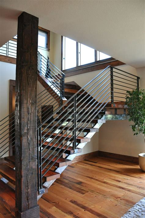 awesome industrial staircase designs