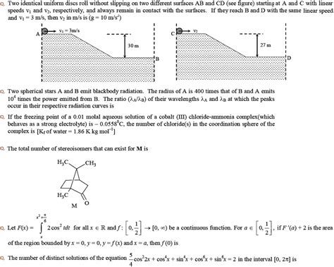 paper pattern jee advanced 2015 jee advanced question paper 2015 paper i engineering
