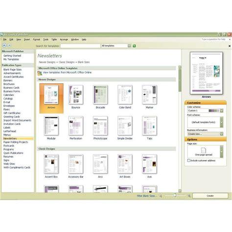 microsoft publisher menu templates sunposition org