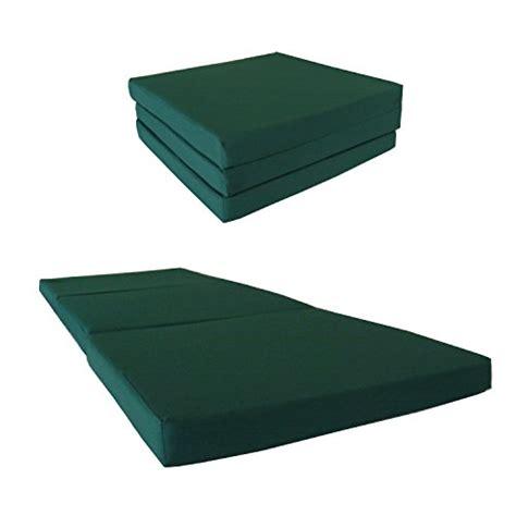 shikibuton trifold foam beds brand new green shikibuton trifold foam beds 3 quot thick x 27