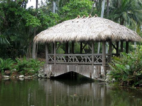 Chickee Hut Chickee Bridge