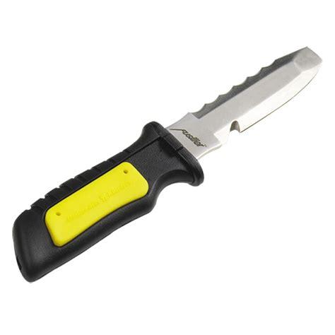 underwater knife underwater kinetics fusilier hydralloy knife