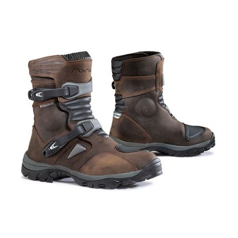 forma boots forma adventure low boots revzilla