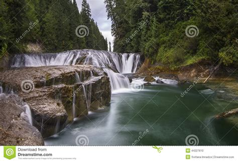 the and of dominick davidner middle falls time travel novel volume 3 books middle lewis river falls stock photo image 44227610