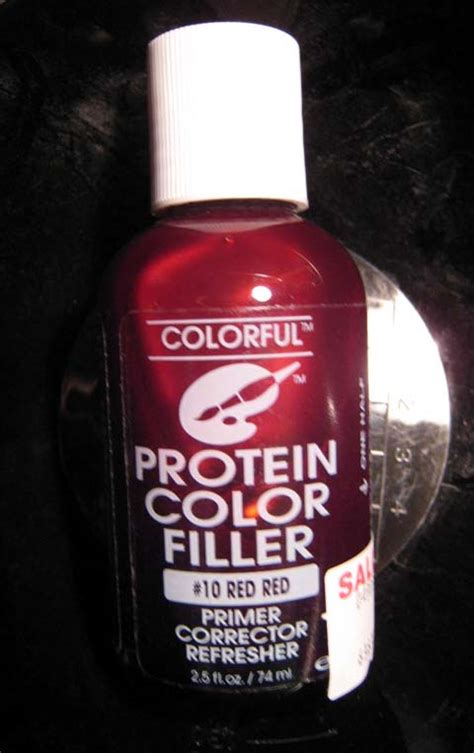 protein color filler goldiestarling s of run of