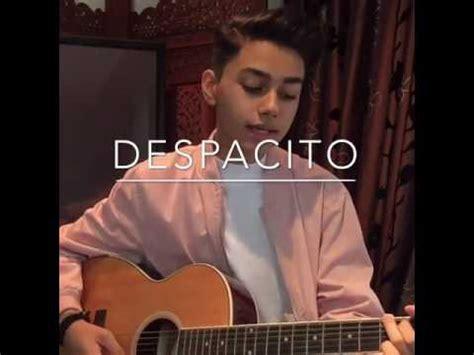 despacito cover youtube despacito cover by asad motawh youtube