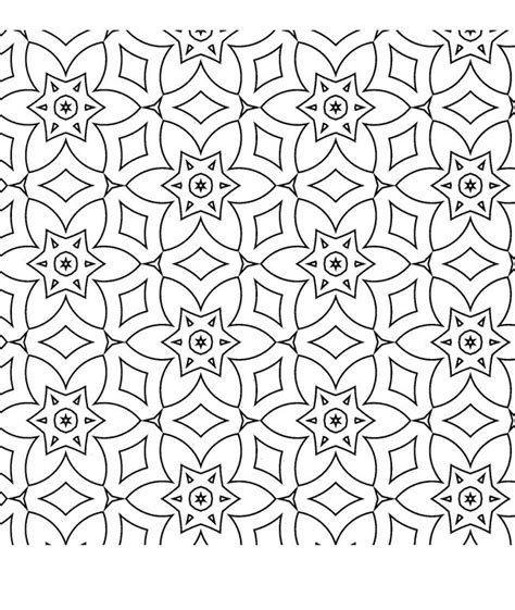 geometric pattern coloring pages free coloring painting pages 2 geometric designs