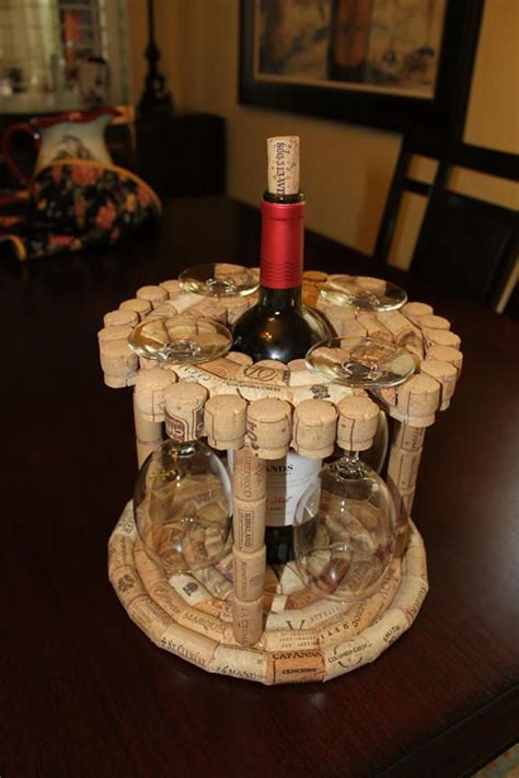 wine cork crafts for diy unique cork crafts that will beautify your home