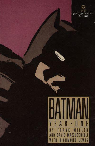 libro batman year one fin du pr 233 s en bulles d 233 but de batman lectures hebdomadaires